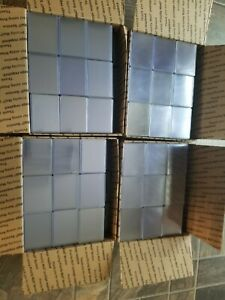 LOT OF (700) LIGHTLY USED TOP LOADERS REGULAR NO TAPE NO WRITING NO PRICE TAGS