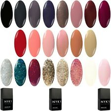 NYK1 Best Gel Nail Polish Colours UV LED Soak Off Salon Nails UK