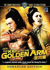 THE KID WITH THE GOLDEN ARM - NEW DVD With Slip Cover! Tokyo Shock