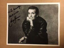 James Garner  Autographed 8x10 Photo with Auction House COA