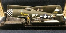 """21st Century Toys """"Eileen"""" P-47 Thunderbolt WWII Military Plane 1/18 scale"""