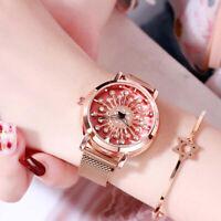 Luxury Watch Women Bracelet Watch 2019 Rose Gold Stainless Steel Quartz Watch