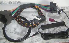 NEU VW SEAT SKODA Bluetooth Kabelsatz Mikrofon Antenne GSM 3C8035730 A B C D E