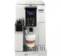 DeLonghi ECAM35055W Dinamica Fully Automatic Coffee Machine - White RRP $1099.00