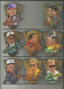 1996 C J E CROWN SIGNATURE AMETHYST #CS2 Jeff Gordon #294/499!  ONE CARD ONLY!