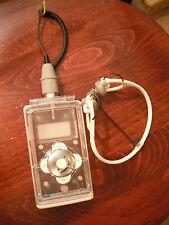 H20 Audio iP4G SV Series Clear White 10ft/3m iPod Waterproof Case Headphones