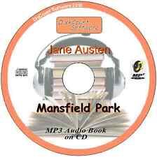 Mansfield Park - Jane Austen Doyle MP3 Audio Book 48 episodes/chapters CD