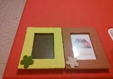New Special Moments Picture Frame Gold with Etchings 3.5x5
