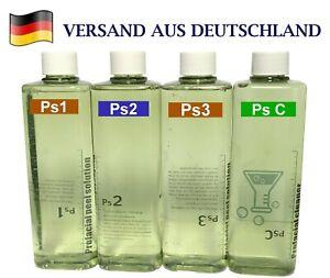 Aquafacial / Hydra Dermabrasion / Profacial Peel Solution Lösungen (4er Pack)
