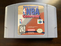 KOBE BRYANT IN NBA COURTSIDE Nintendo 64 game cartridge Authentic Cleaned Tested