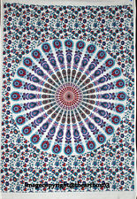 Indian Mandala Table Cloth Hippie Tapestry Wall Hanging Indian Throw Bedspread