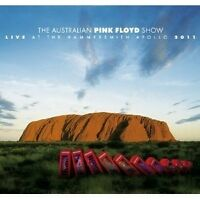THE AUSTRALIAN PINK FLOYD SHOW -2011-LIVE FROM THE HAMMERSMITH APOLLO 2 CD NEU