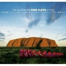The Australian Pink Floyd Show -2011 - Live from the Hammersmith Apollo 2 CD NUOVO