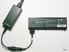 External Laptop Battery Charger for Advent 7201, 7211, 7301, 7302 9915w, SQU-702