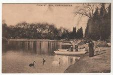 Country Club - Johannesburg Photo Postcard c1910
