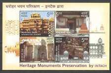 India 2009 patrimonio/edificios/Fort/Iglesia 4v m/s n27121
