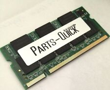 1GB PC2700 SO-DIMM for Averatec 1000 1100 2100 2200 3200 3300 Laptop RAM Memory