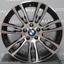 """GENUINE BMW 3 SERIES 19""""INCH STYLE 403M SPORT ALLOY WHEELS X4 F30/31 F32 F33 F36"""