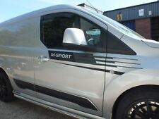 ford transit connect m-sport deacl kit