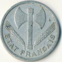 COIN / FRANCE / 1 FRANC 1943   #WT8112