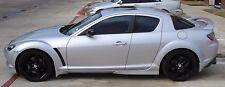 Mazda rx8 jupes latérales X2 grand style à montage nouveau bodykits UK Made