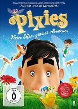 Pixies - Kleine Elfen, großes Abenteuer DVD Neu!