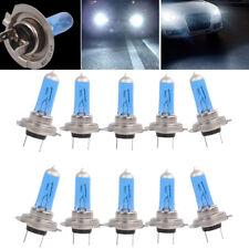 10* 12V H7 55W Xenon White 6000k Halogen Car Head Light Lamp Globes Bulbs New