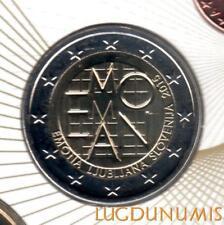 2 Euro Commémo – Slovénie 2015 Emona Ljubjana BU FDC provenant du coffret 13500