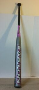 Easton SCX14B Synergy Extended Composite Fastpitch Softball Bat. Preowned.