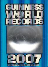 Guiness World Records 2007 (dt. Ausgabe)