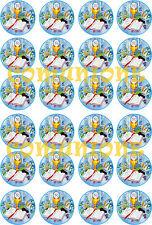 Mini cialde ostie per cupcakes di PRIMA COMUNIONE, cupcake, torta, ostia, torte