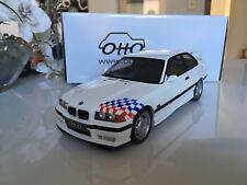 BMW M3 E36 LIGHT WEIGHT-1:18- M-Flagge-OTTO Mobile OT569, NEU+OVP, MIB