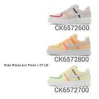 Nike Wmns Air Force 1 07 LX Recycle Canvas Womens Lifestyle Shoes Pick 1