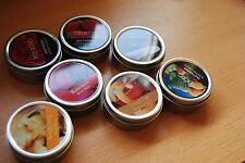 Runde Deko-Kerzen & -Teelichter mit Vanille-Aroma