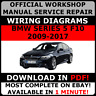 # OFFICIAL WORKSHOP Service Repair MANUAL for BMW SERIES 5 F10 2009-2017  #