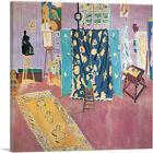 ARTCANVAS The Pink Studio 1911 Canvas Art Print by Henri Matisse