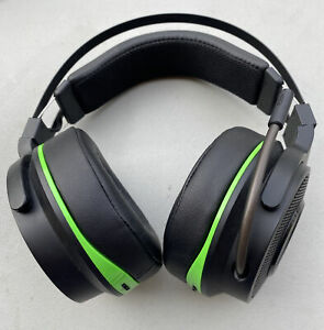 Razor Nari Wireless Gaming Headset Only (NO Accessories) Tested Working