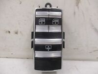 MERCEDES S-CLASS W221 REAR ELECTRIC WINDOW CONTROL SWITCH-PACK - P.N. 2218214351