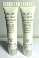 Sisley All Day All Year Essential Anti-Aging Day Care 10ml x2 (20ml) New