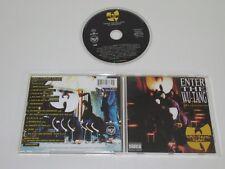 WU-TANG CLAN/ENTER THE WU-TANG(36)(RCA 74321203672) CD ALBUM