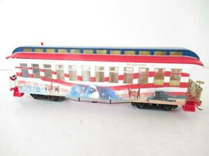 BACHMANN On30 - HAWTHORNE VILLAGE SPIRIT OF AMERICA - GLORY COACH - LN -