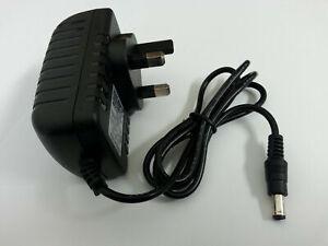 UK 12V Charger Adapter For Car Jump Start Power Battery Booster Starter Pack
