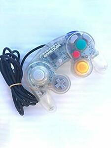 Used Nintendo GameCube controller Clear Video Game from Japan