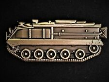 432 Armoured Personnel Carrier FV432 Lapel Pin