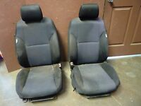 07 2007 Scion TC Front Right Left Passenger Driver Side Seat Seats @OFFTOP