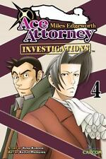 Miles Edgeworth: Ace Attorney Investigations, Volume 4 (Paperback or Softback)