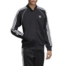 Adidas Originals Men's Sweatshirt Sst Tt Black Code CW1256