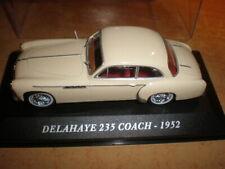 Altaya  1/43  Delahaye 235 Coach  1952       MIB (08-029)