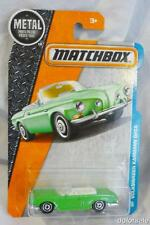 Volkswagen Karmann Ghia 1/64 Die-cast Model From MBX Adventure City by Matchbox