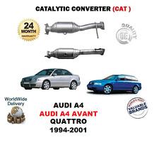Per AUDI a4 Avant Quattro 1994 - > 2001 NUOVO CATALITICA COVERTER CAT